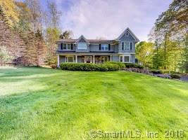 19 Conant Road, Ridgefield, CT 06877 (MLS #170085431) :: The Higgins Group - The CT Home Finder