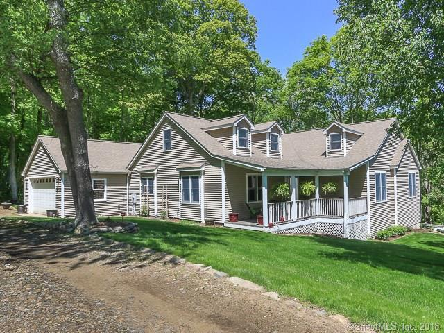 107 Silas Deane Road, Ledyard, CT 06339 (MLS #170087791) :: Anytime Realty