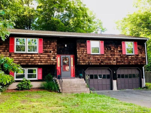 905 Tolland Turnpike, Manchester, CT 06042 (MLS #170096250) :: Hergenrother Realty Group Connecticut