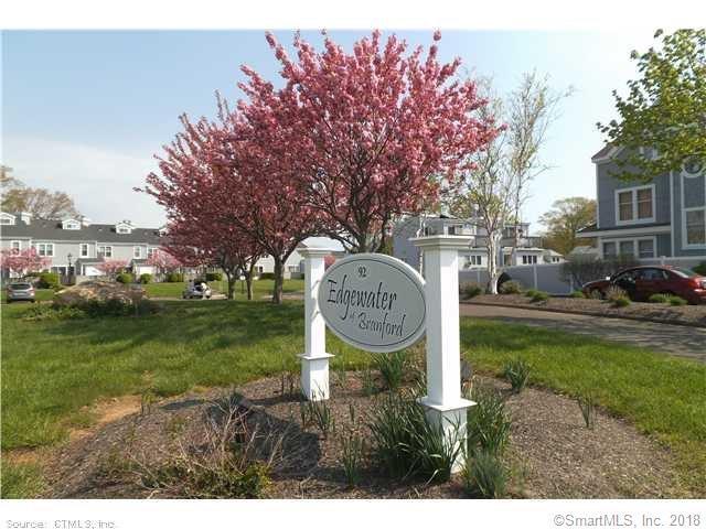 92 Limewood Avenue A10, Branford, CT 06405 (MLS #170097037) :: Carbutti & Co Realtors
