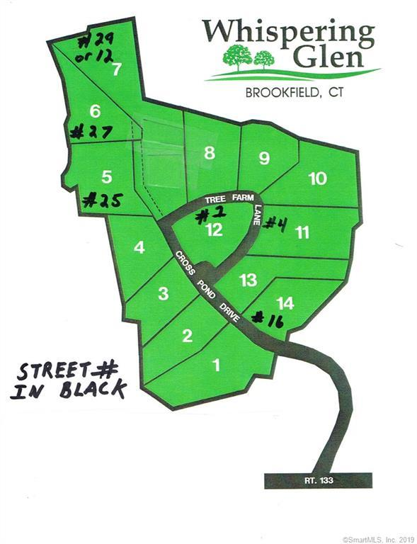 Lot 7 E Whispering Glen N, Brookfield, CT 06804 (MLS #170099291) :: The Higgins Group - The CT Home Finder