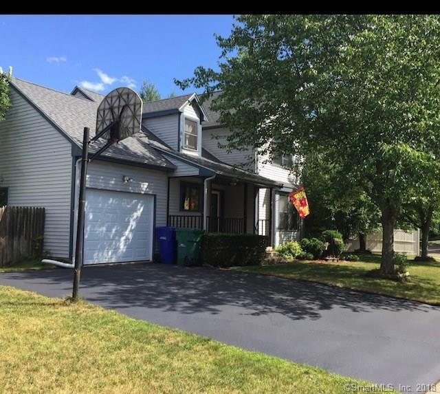 24 Austin Circle #24, South Windsor, CT 06074 (MLS #170101403) :: NRG Real Estate Services, Inc.