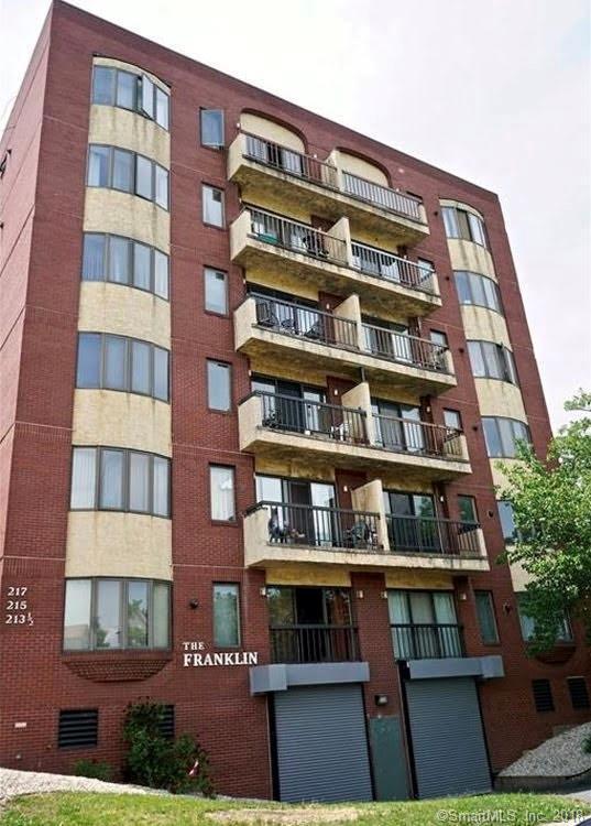 213 Franklin Avenue #401, Hartford, CT 06114 (MLS #170124290) :: Stephanie Ellison