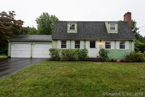 71 W District Road, Farmington, CT 06085 (MLS #170124409) :: Hergenrother Realty Group Connecticut
