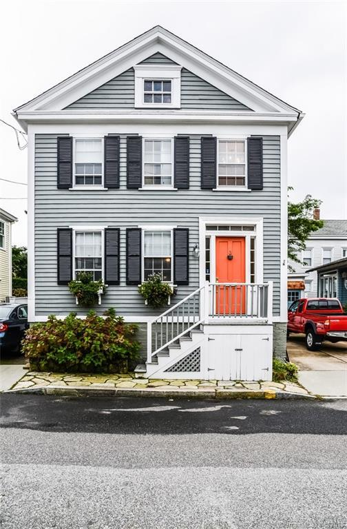3 Trumbull Street, Stonington, CT 06379 (MLS #170126533) :: Hergenrother Realty Group Connecticut