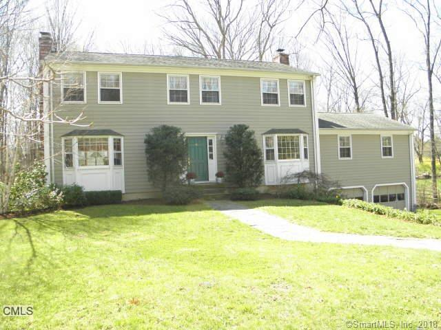 157 Old Kings Highway, Wilton, CT 06897 (MLS #170127405) :: The Higgins Group - The CT Home Finder