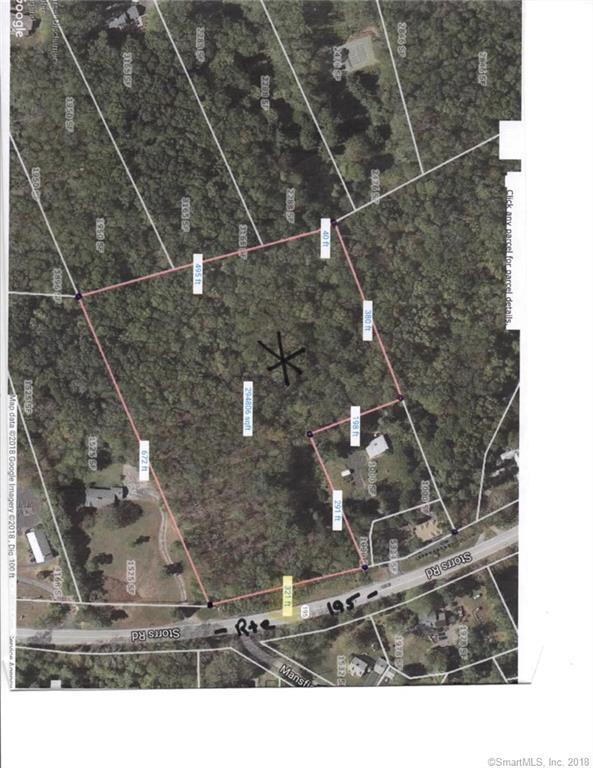 0 Storrs Road, Mansfield, CT 06250 (MLS #170139844) :: Anytime Realty