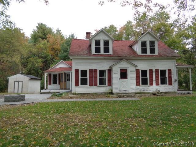 956 Quaddick Town Farm Road, Thompson, CT 06277 (MLS #170141086) :: Carbutti & Co Realtors