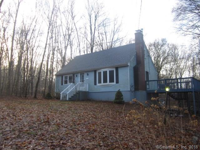 40 N Pond Road, Hebron, CT 06231 (MLS #170149612) :: The Higgins Group - The CT Home Finder