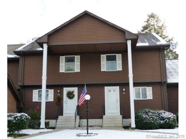 54 Candlewood Drive #54, Enfield, CT 06082 (MLS #170152148) :: NRG Real Estate Services, Inc.
