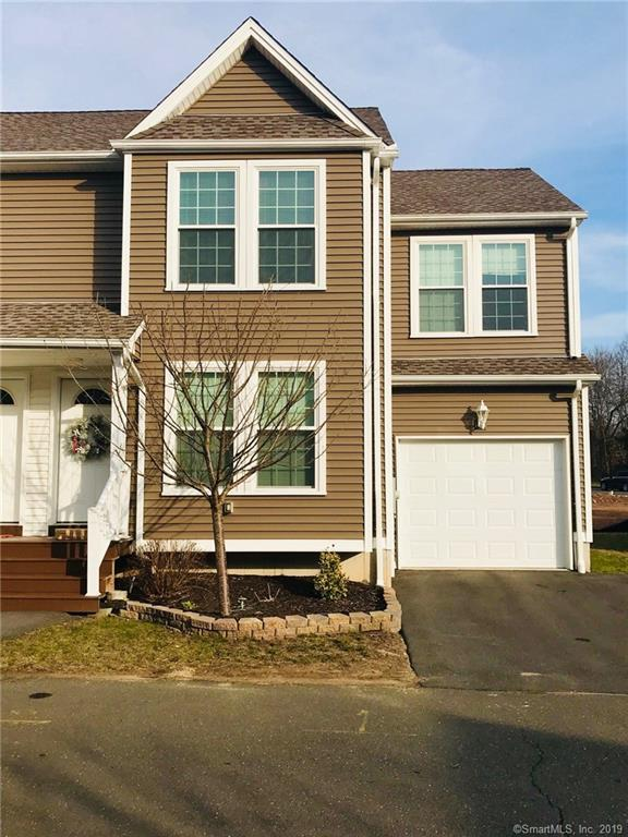 6 Wildcat Drive #6, Farmington, CT 06085 (MLS #170157177) :: Hergenrother Realty Group Connecticut