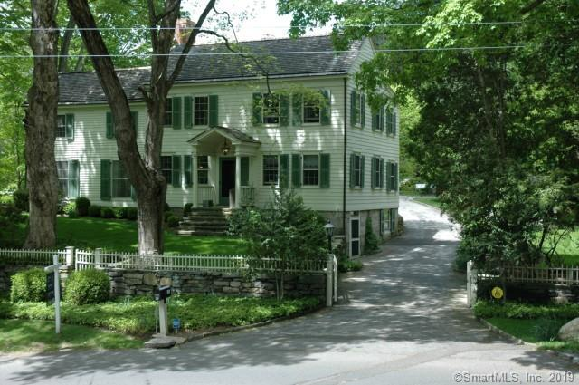33 Farms Road, Stamford, CT 06903 (MLS #170174742) :: The Higgins Group - The CT Home Finder