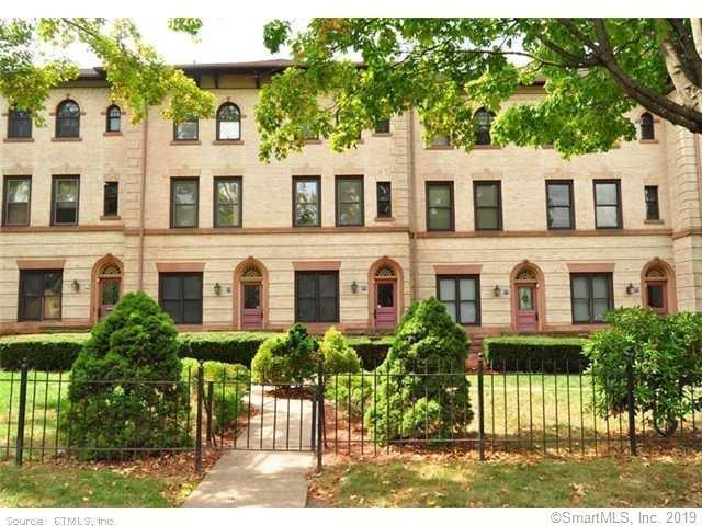 75 Imlay Street C2, Hartford, CT 06105 (MLS #170189008) :: Michael & Associates Premium Properties | MAPP TEAM