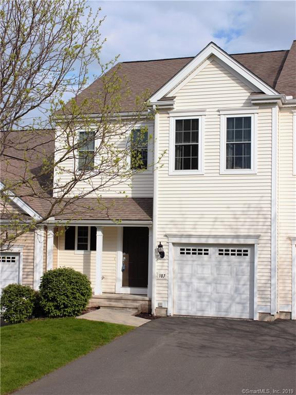 107 Sterling Drive #107, Newington, CT 06111 (MLS #170193727) :: Hergenrother Realty Group Connecticut