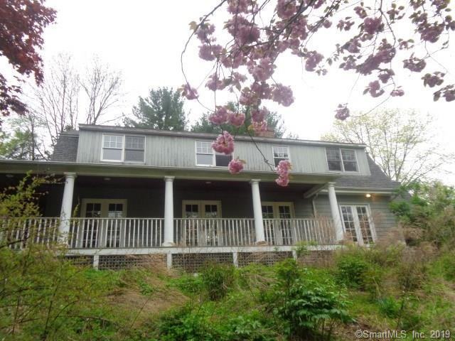 14 Gallows Hill Road, Redding, CT 06896 (MLS #170194040) :: The Higgins Group - The CT Home Finder