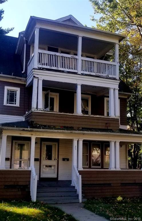 23 Warrenton Avenue, Hartford, CT 06105 (MLS #170195677) :: Mark Boyland Real Estate Team