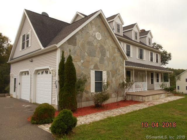 138 Graham Ridge Road, Naugatuck, CT 06770 (MLS #170196905) :: The Higgins Group - The CT Home Finder