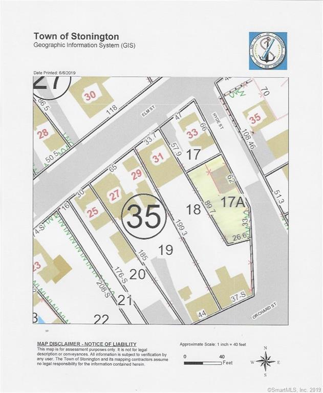 17A Hyde Street, Stonington, CT 06378 (MLS #170203551) :: Mark Boyland Real Estate Team