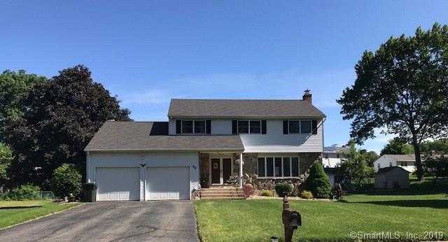 46 Leverich Drive, East Hartford, CT 06108 (MLS #170204451) :: Spectrum Real Estate Consultants