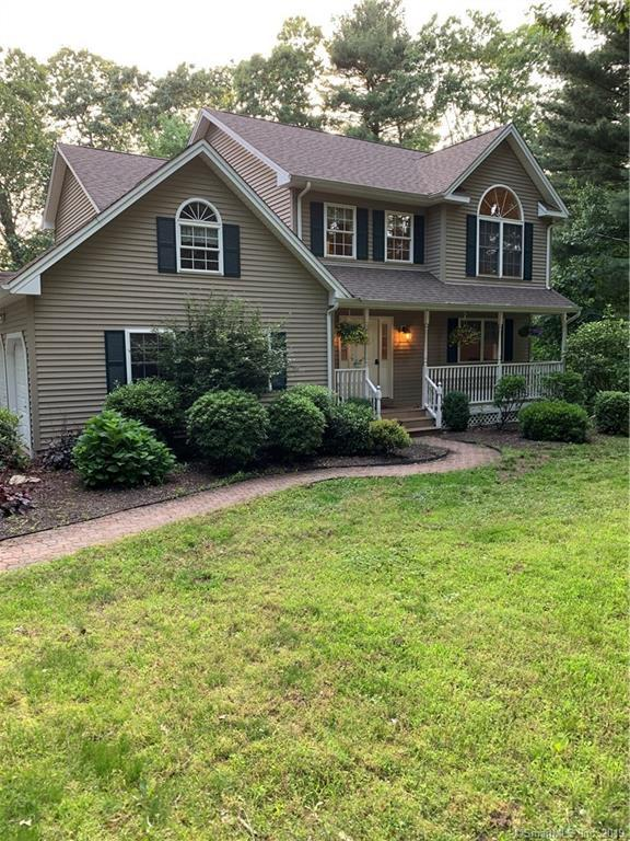 878 Hillstown Road, Manchester, CT 06040 (MLS #170205940) :: Carbutti & Co Realtors