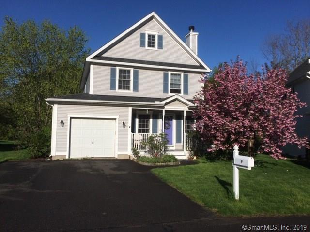 9 Olde Village Circle #9, Wallingford, CT 06492 (MLS #170206042) :: Carbutti & Co Realtors