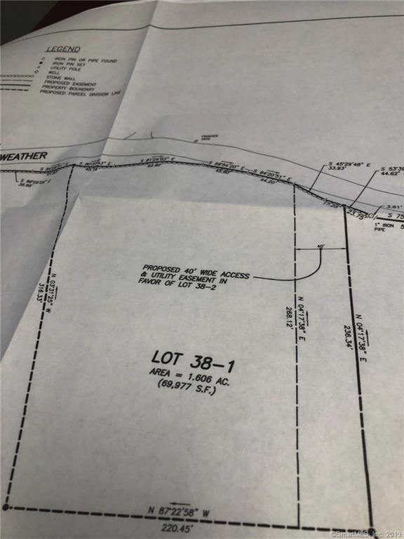 38-1 Starkweather Road, Plainfield, CT 06374 (MLS #170215717) :: GEN Next Real Estate
