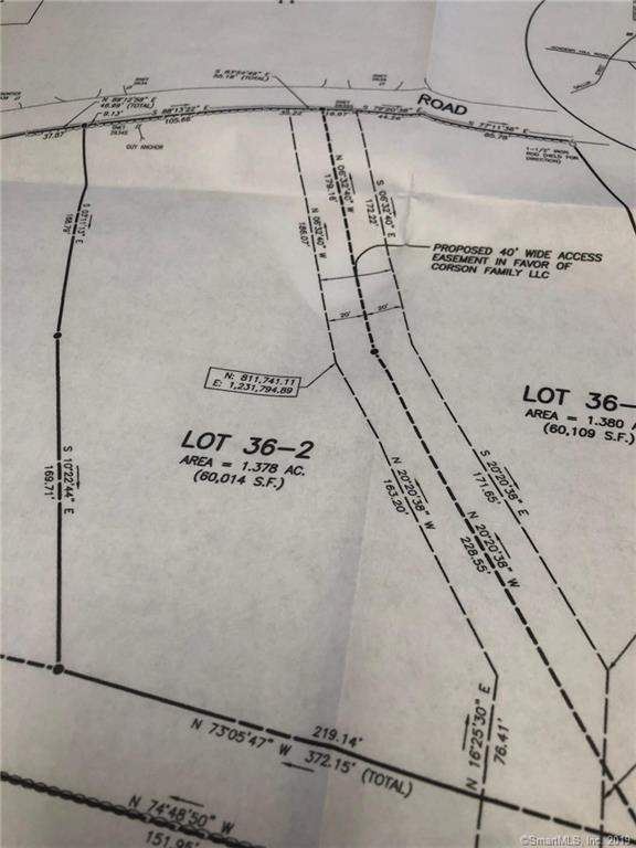 36-2 Starkweather Road, Plainfield, CT 06374 (MLS #170215733) :: GEN Next Real Estate