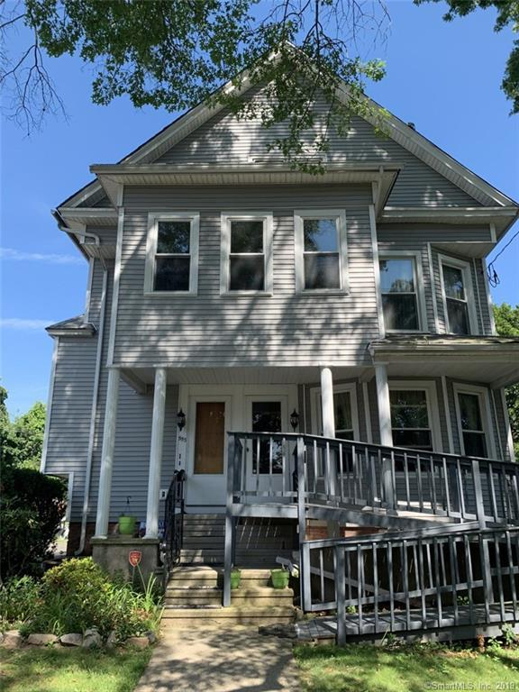 551-553 Townsend Avenue, New Haven, CT 06512 (MLS #170216628) :: The Higgins Group - The CT Home Finder
