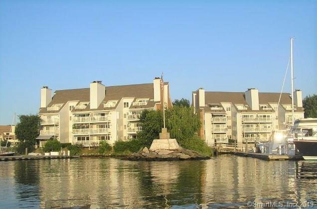 123 Harbor Drive #709, Stamford, CT 06902 (MLS #170216632) :: GEN Next Real Estate