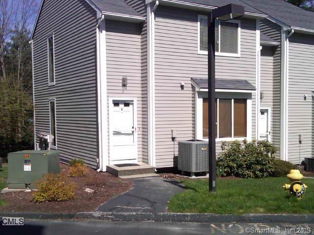 60 Padanaram Road #2, Danbury, CT 06811 (MLS #170234162) :: The Higgins Group - The CT Home Finder