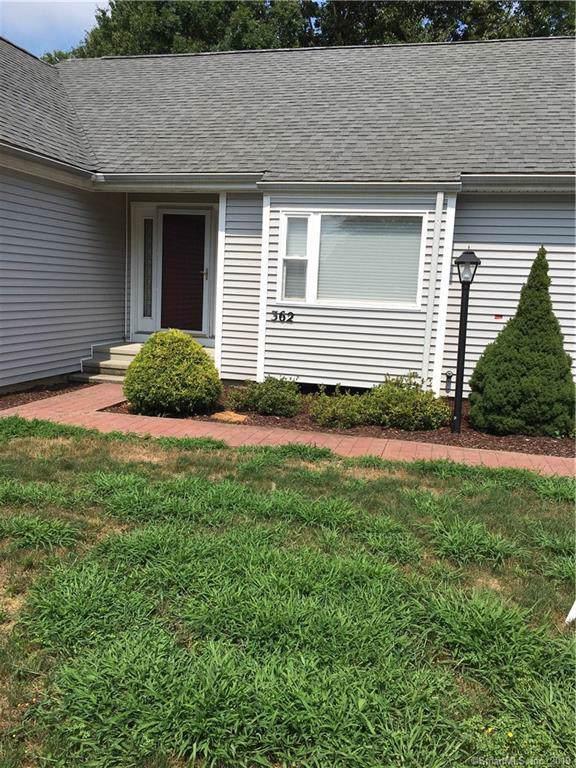362 Aspetuck Trail #362, Shelton, CT 06484 (MLS #170235465) :: GEN Next Real Estate