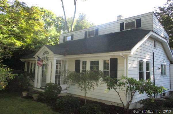 110 Leroy Avenue, Darien, CT 06820 (MLS #170235989) :: The Higgins Group - The CT Home Finder