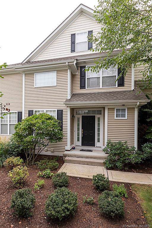 20 Park Place Circle #20, West Hartford, CT 06110 (MLS #170236169) :: Hergenrother Realty Group Connecticut