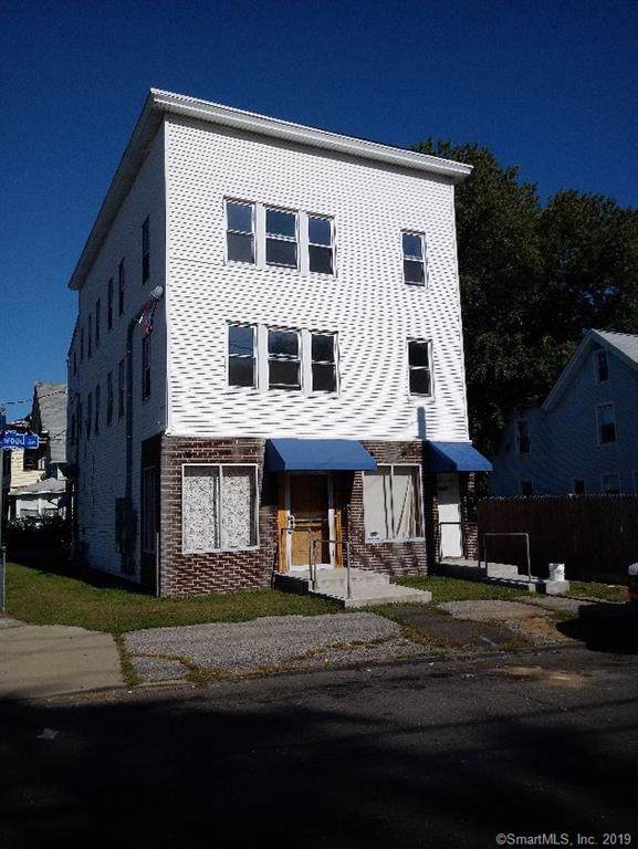 1000 Maplewood Avenue, Bridgeport, CT 06605 (MLS #170236530) :: The Higgins Group - The CT Home Finder