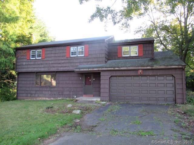 45 Meadow Way, Meriden, CT 06450 (MLS #170237023) :: Spectrum Real Estate Consultants