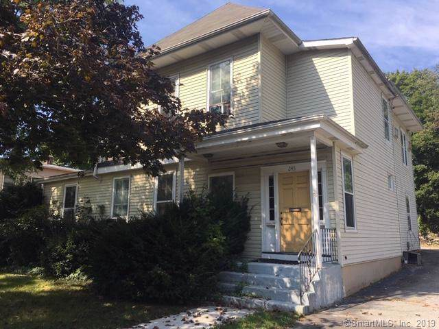 245 Main Street, Killingly, CT 06239 (MLS #170238771) :: The Higgins Group - The CT Home Finder