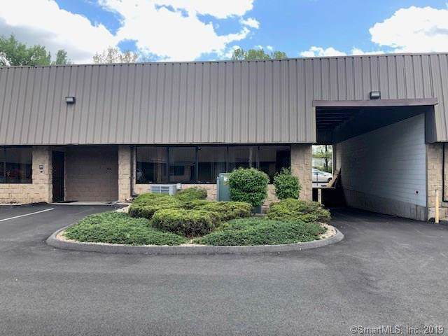 204 N Plains Industrial Road #204, Wallingford, CT 06492 (MLS #170240782) :: Michael & Associates Premium Properties | MAPP TEAM