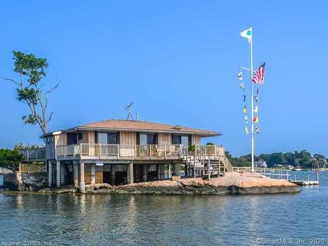 0 Jepson Island, Branford, CT 06405 (MLS #170247503) :: Mark Boyland Real Estate Team