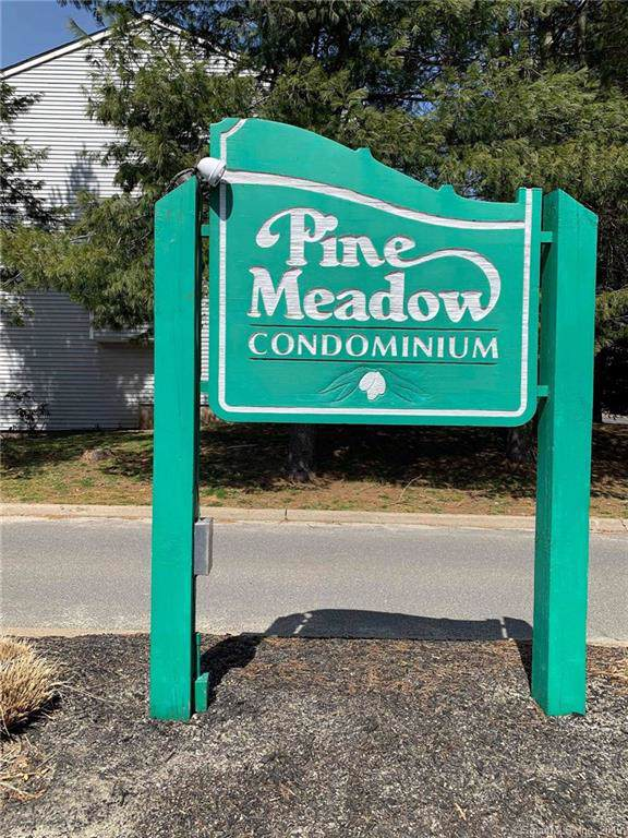 1001 Old Colony Road 7-8, Meriden, CT 06451 (MLS #170248455) :: The Higgins Group - The CT Home Finder
