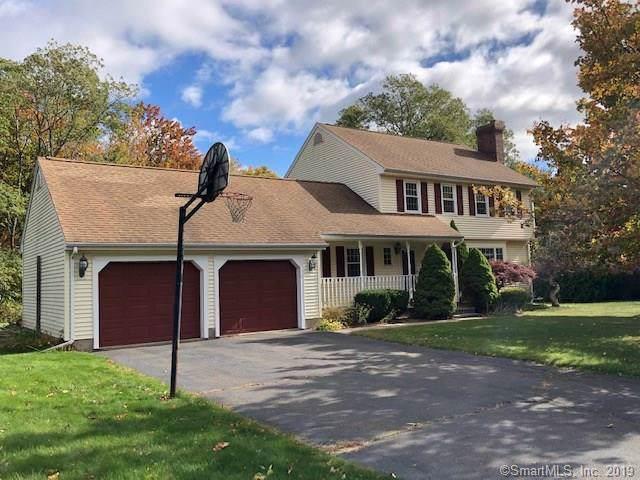60 Lawrence Lane, Bristol, CT 06010 (MLS #170248824) :: The Higgins Group - The CT Home Finder