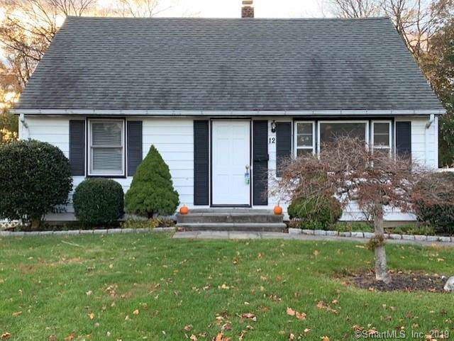 12 Friendly Road, Norwalk, CT 06851 (MLS #170250020) :: The Higgins Group - The CT Home Finder