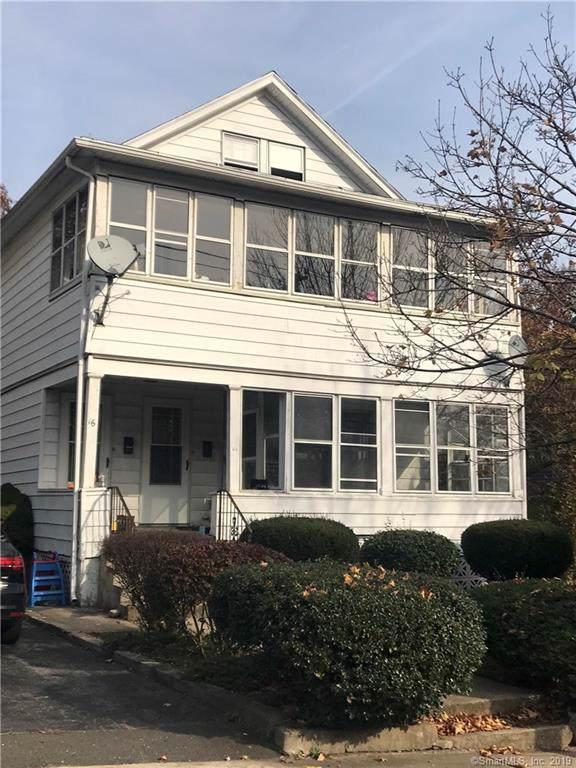 16 Wilton Avenue, Norwalk, CT 06851 (MLS #170250547) :: GEN Next Real Estate