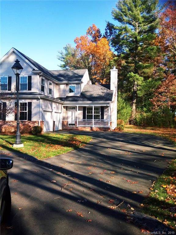 44 Marble Faun Lane #44, Windsor, CT 06095 (MLS #170251453) :: Michael & Associates Premium Properties | MAPP TEAM
