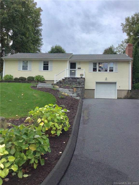 235 Glendale Drive, Bristol, CT 06010 (MLS #170252025) :: The Higgins Group - The CT Home Finder