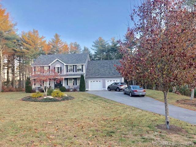 7 Easy Street, Sterling, CT 06377 (MLS #170252079) :: GEN Next Real Estate