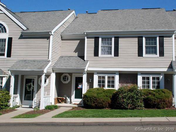 41 Tamarack Avenue #102, Danbury, CT 06811 (MLS #170252160) :: GEN Next Real Estate