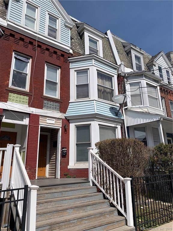 313 E Washington Avenue, Bridgeport, CT 06608 (MLS #170253188) :: The Higgins Group - The CT Home Finder