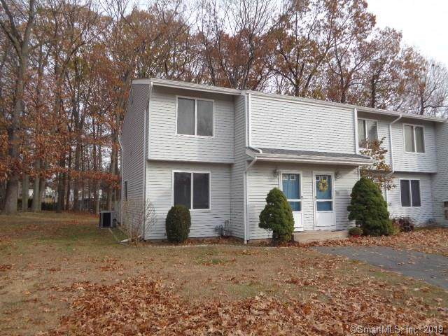 68 Cottonwood Road #68, Newington, CT 06111 (MLS #170253642) :: Anytime Realty