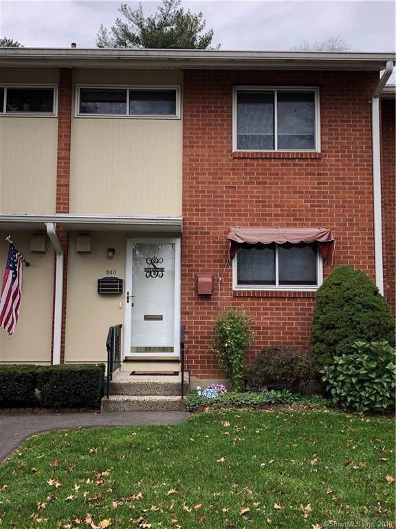 240 Centerbrook Road #240, Hamden, CT 06518 (MLS #170253644) :: Michael & Associates Premium Properties | MAPP TEAM