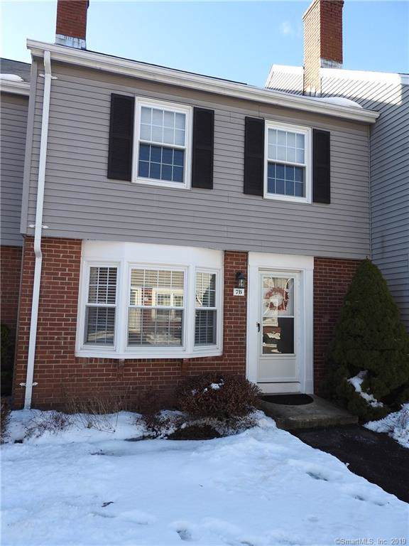 7 Barrington Drive B, Wethersfield, CT 06109 (MLS #170255422) :: Carbutti & Co Realtors